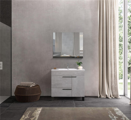 "Modern Gill 32"" Bathroom Vanity"