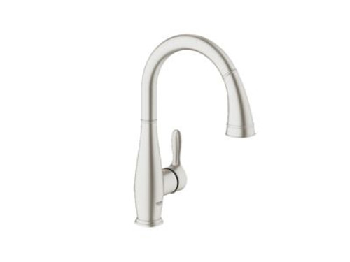 Grohe Parkfield Pull-Out Kitchen Faucet Chrome