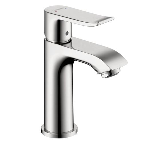 Hansgrohe Metris 100 Single-Hole Faucet Chrome Finish