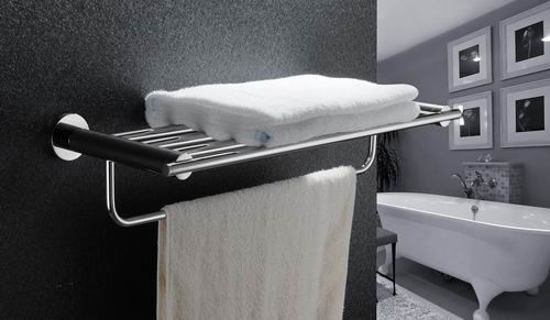 Pembrooke Bath Towel Shelf