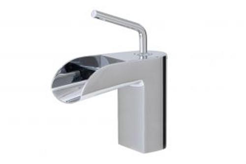 Aqua Brass Deckmount tub filler