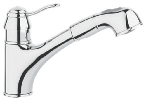 "GROHE  Ashford Single-lever sink mixer 1/2"" Faucets"