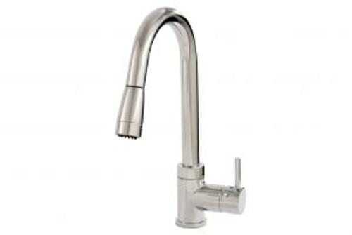 AquaBrass Pulmi Kitchen Faucet Chrome