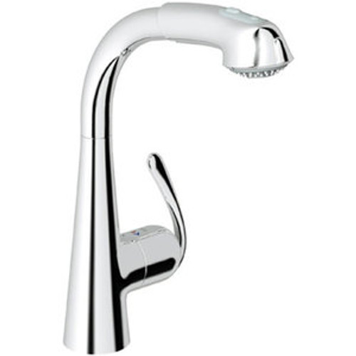 Grohe Ladylux Plus Dual Spray Pull out