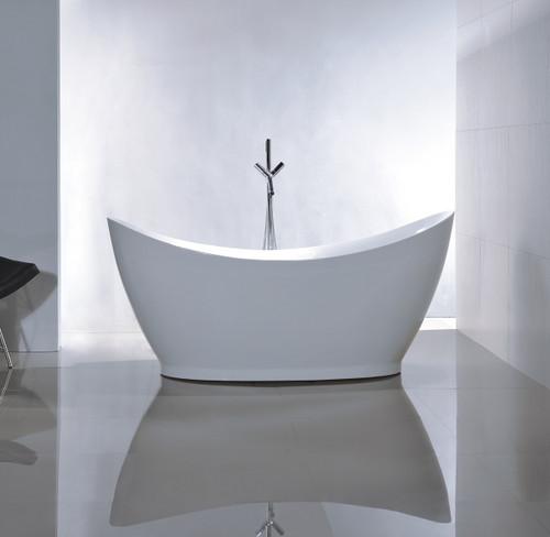 """Santa Rosa 67"""" Free Standing Bath Tub"""