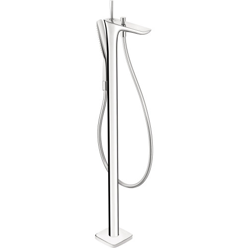 Royal Vida Freestanding Tub Filler Faucet Chrome