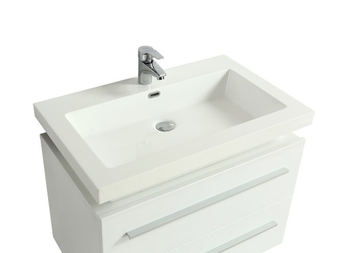 Rubi Arto 36 Quot Wall Mount Bathroom Vanity York Taps
