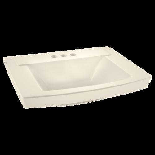 American Standard Townsend Above Counter Sink - 4 Inch Centers Linen