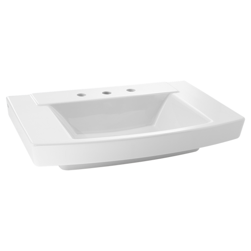 American Standard Townsend Above Counter Sink - 8 Inch Centers Linen