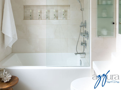 "Mirolin Corra Skirted Bath Tub  66"" x 34"" x 20"" LH"