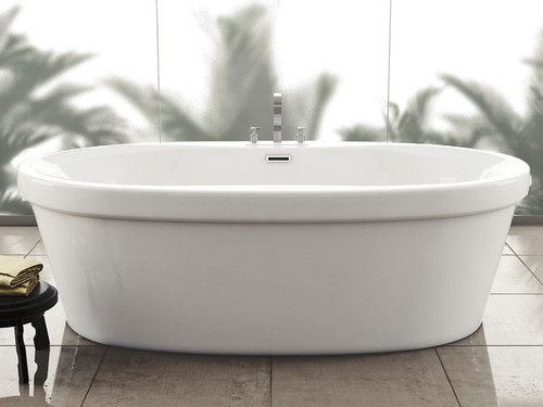 "Mirolin Brooke Freestanding Bath Tub 68"" x 36"""