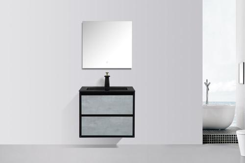 "Expect 24"" Wall Mounted Bathroom Vanity"