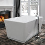 Neptune London Freestanding Bathtub 66""