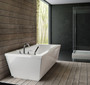 "Neptune Munich Freestanding Bathtub 65"" x 34"""