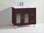 """Sauble 36"""" Bathroom Vanity Espresso"""