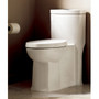 American Standard Boulevard Siphonic Dual Flush Right Height Elongated One-Piece Toilet