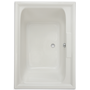 American Standard Town Square 60 Inch by 42 Inch Bathtub White