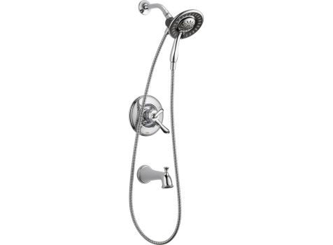 Delta Linden Monitor 17 Series Tub And Shower With In2ition Two In