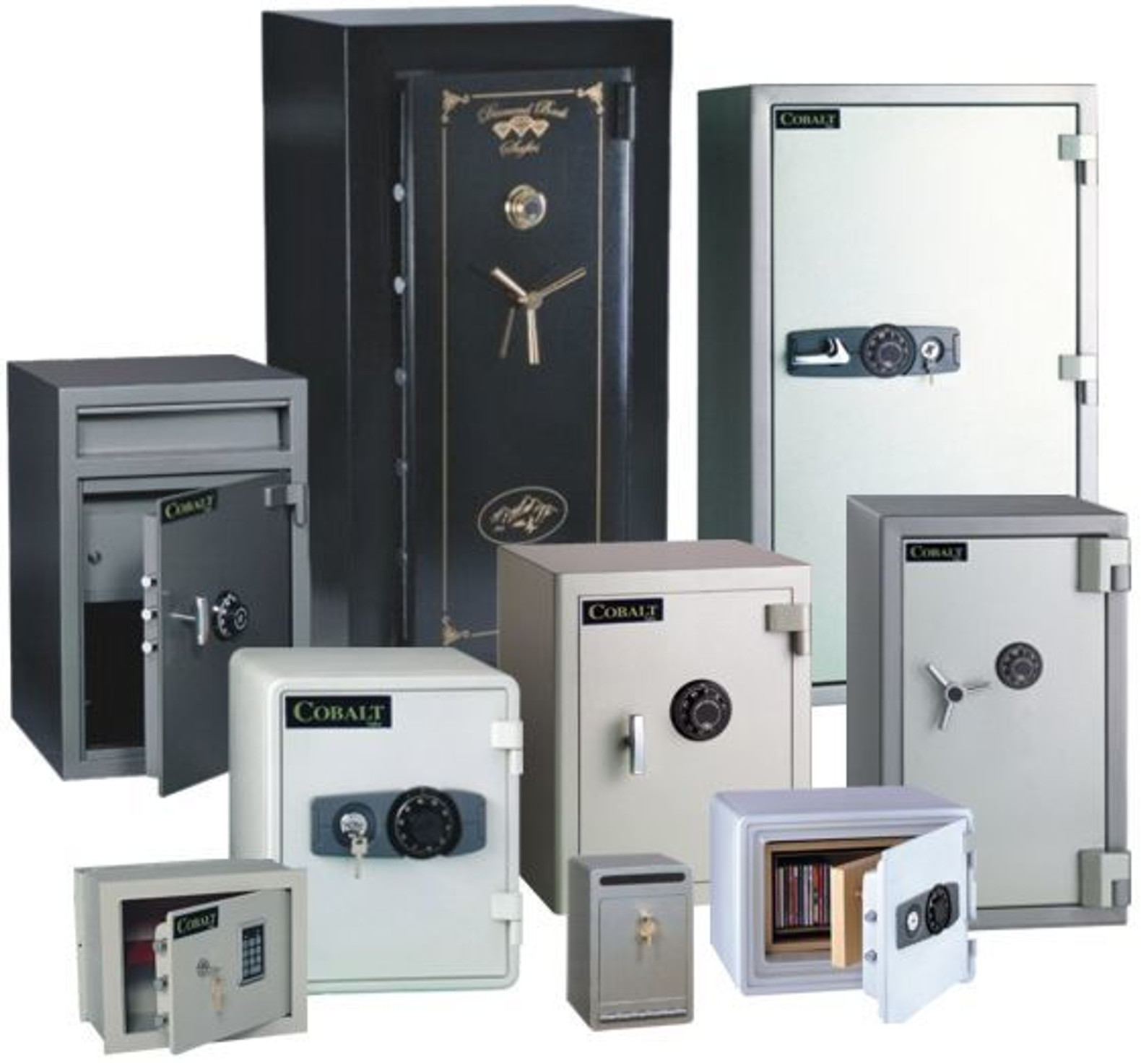 Safes and Drop Boxes