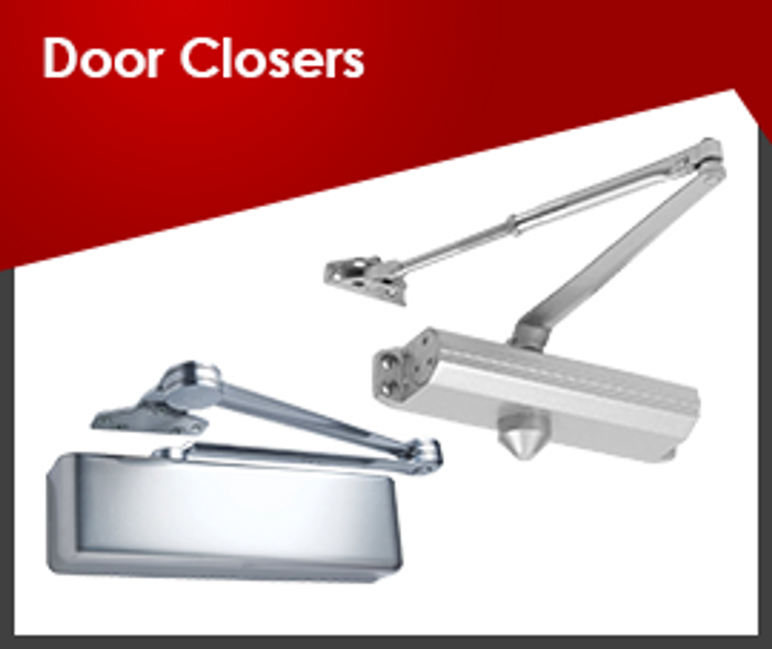 Door Closers and Operators