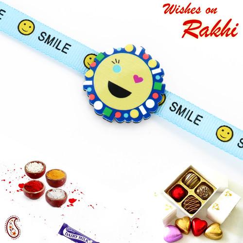 Aapno Rajasthan Smily Kids Rakhi