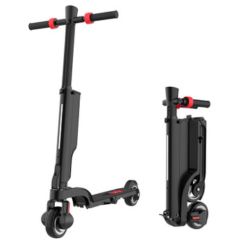 X6 Foldable Backpack Electric Scooter - 1.0