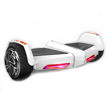 X1 8 Inch Jet Hoverboard with Bluetooth Speaker
