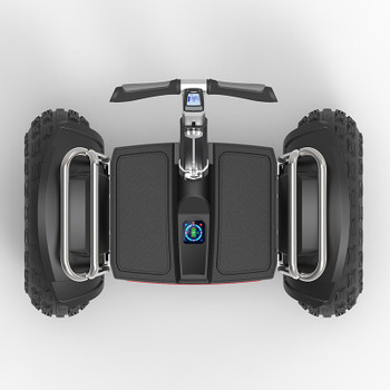 ES6+ 19 Inch 2400W Electric Self Balancing Scooter Off Road Tires