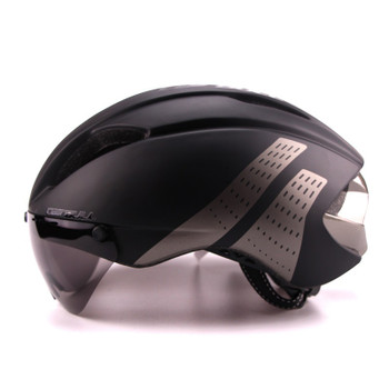 Vanistar Aero Cycling Helmet with Removable Shield Visor