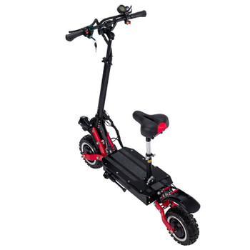 T4 5600W Dual Motor Folding Electric Scooter