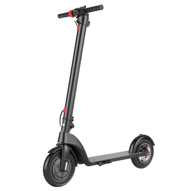 """X7 Foldable Electric Scooter 10"""" Wheels 36V 6.4Ah 001"""
