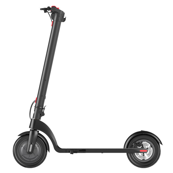"""X7 Foldable Electric Scooter 10"""" Wheels 36V 6.4Ah 002"""