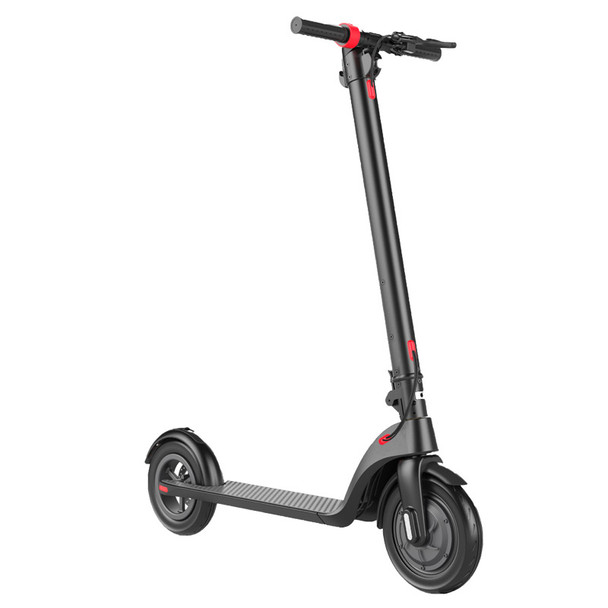 """X7 Foldable Electric Scooter 10"""" Wheels 36V 6.4Ah 003"""