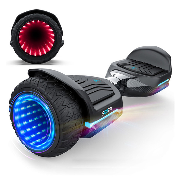 T581 All Terrain Hoverboard with Flashing Wheels