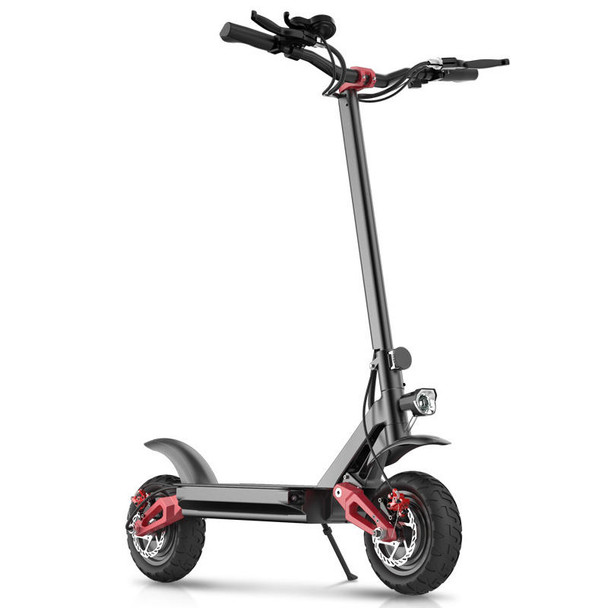 E4 3600W Dual Motor Folding Electric Scooter