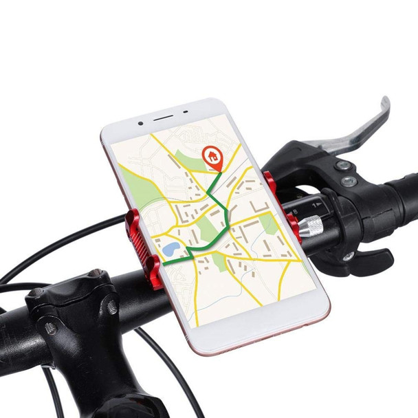 Alloy Phone Holder for Scooter and Bike
