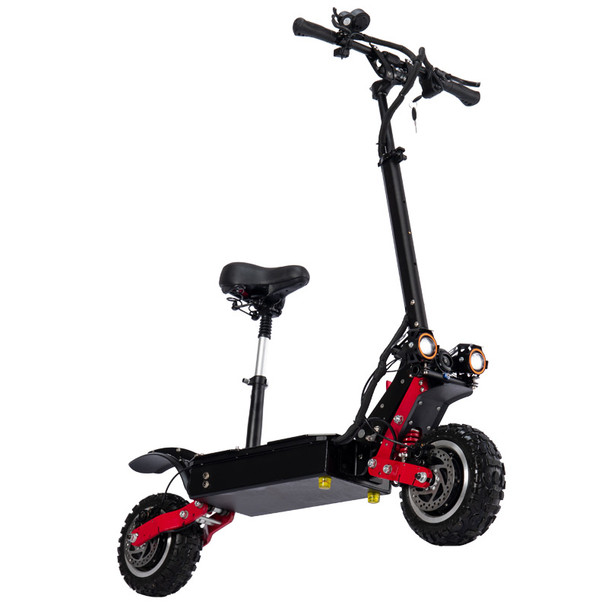 OKIDAS-T4-5600W-Dual-motor-scooter-electric-All-aluminum-alloy-kick-scooter-02