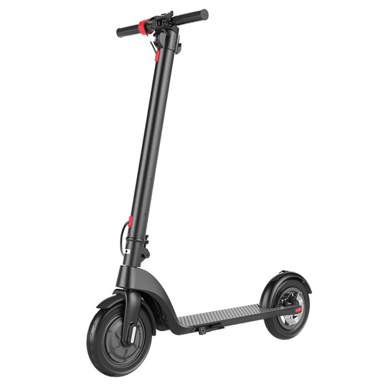 X7 10 Inch Wheel Foldable Electric Scooter - 36V5.2Ah