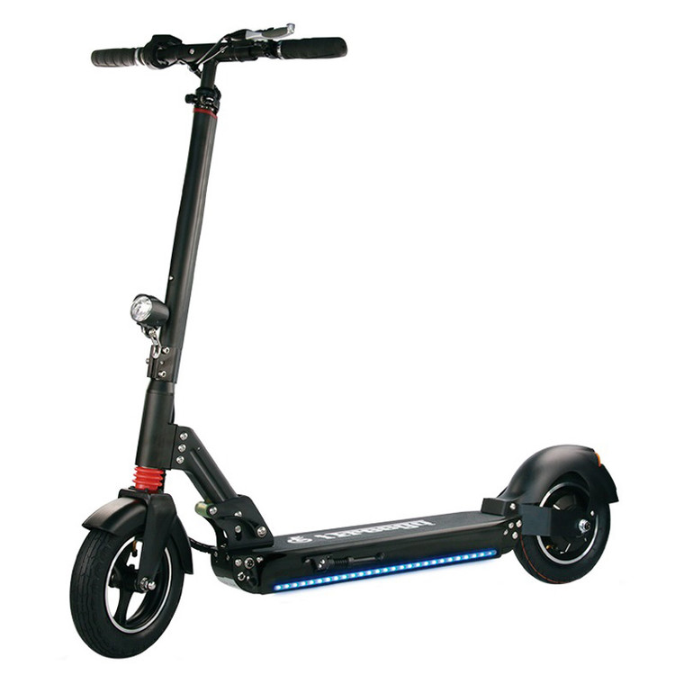 S10 800W 48V10.4Ah Electric Scooter - Black