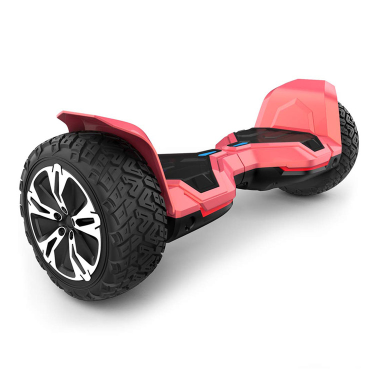 G2 Warrior All Terrain Hoverboard - Red
