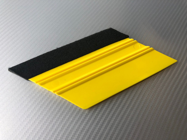ProToolsNow Yellow Rebel Flex Card w/Felt