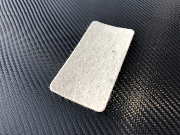 SOTT protective felt strip 10cm white