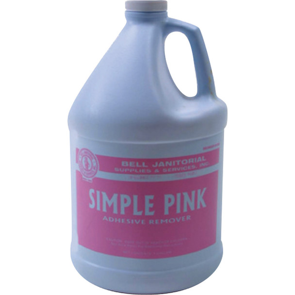 Simple Pink Adhesive Remover (1 Gallon)