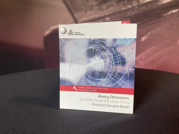Avery Dennison Architectural Window Films Book - Safety, Security, & Surface Protection Films