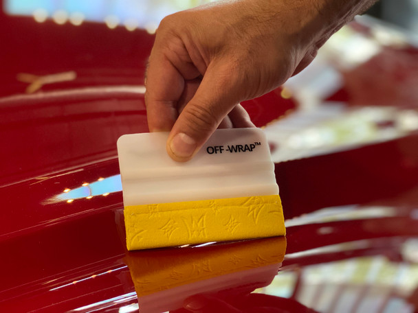 """OFF-WRAP Firm 4"""" Squeegee"""