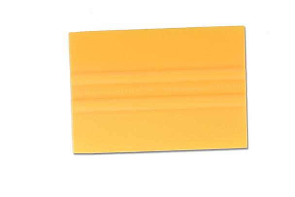 "4"" Lidco Orange Bondo (Square Corners)"