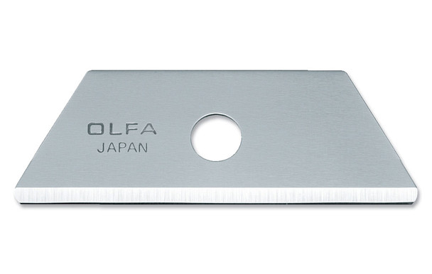 Olfa Rounded Tip Safety Blades (50 pack)