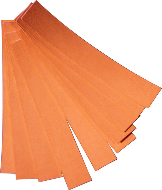 "6"" Solskin Wet  Strips (10 pack)"