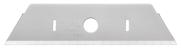 Stainless Steel Safety Blades (10 Pack)