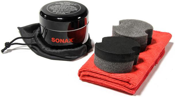 Sonax Class Carnuba Wax Kit